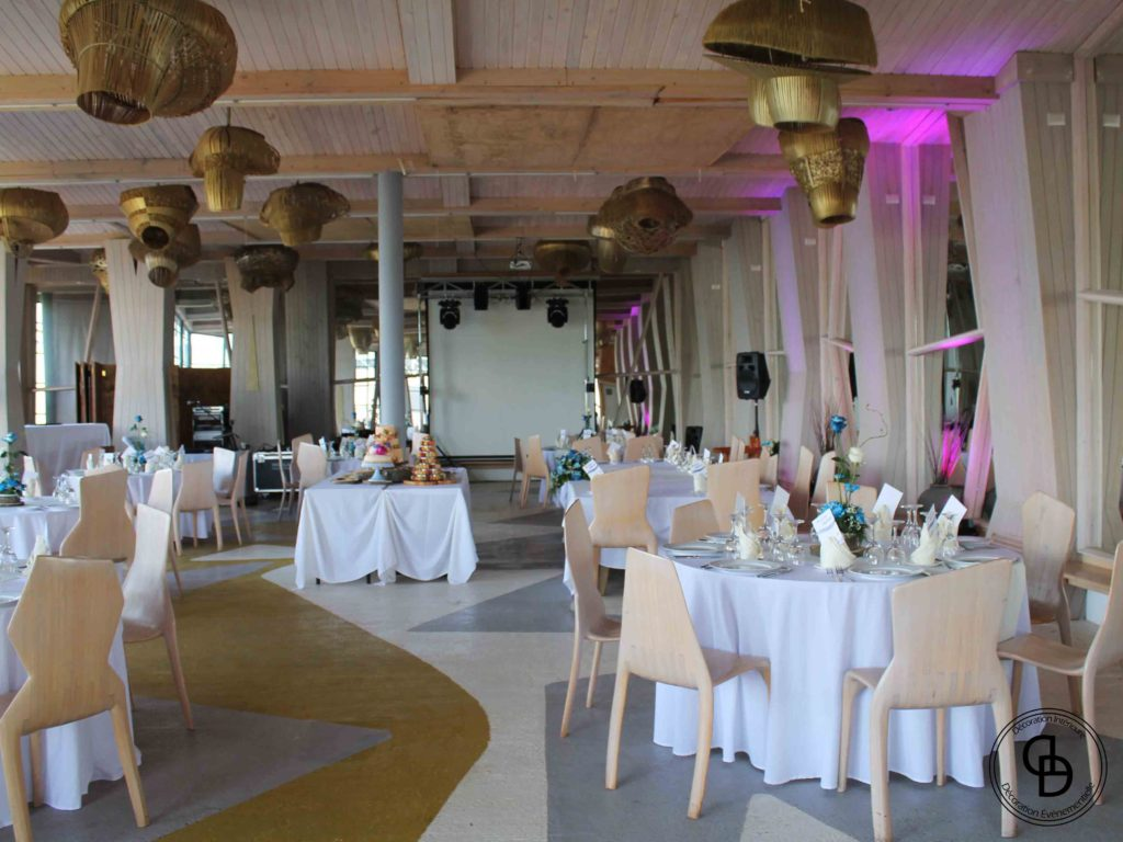 LIEU DE RECEPTION