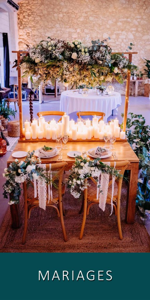 mariage toulouse décoration