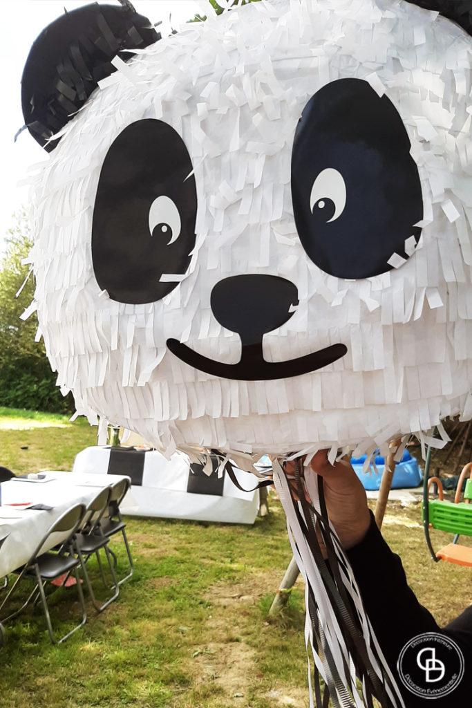 Piñata panda pour anniversaire