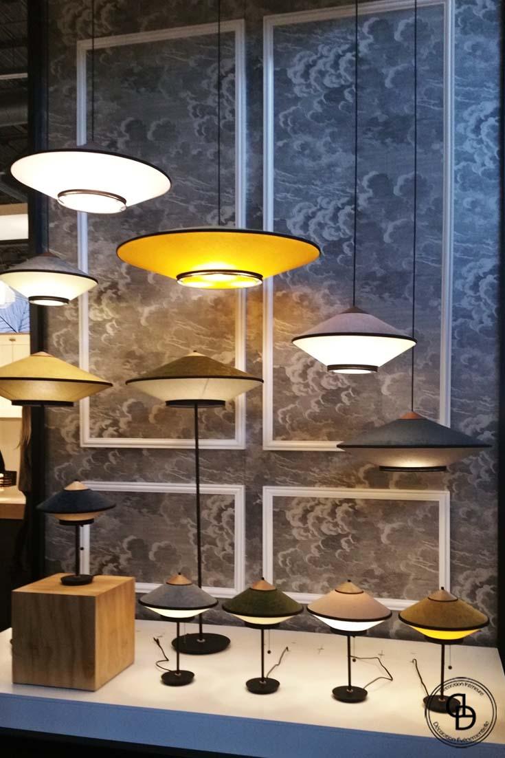 maison et objet forestier light luminaire